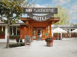 Hotel Na Skarpie- Charzykowy, family hotel in Charzykowy