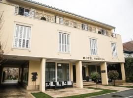 Hotel Vanilla, hotel din apropiere   de Palatul Culturii, Timișoara