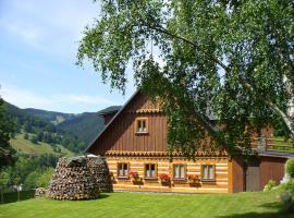 Bouda Na Cestě, guest house in Pec pod Sněžkou