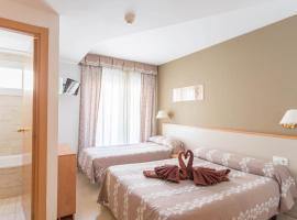 Hotel Cosmos Tarragona, отель в Таррагоне