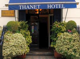 Thanet Hotel, hotel near Theatre Royal Drury Lane, London