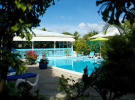 Hotel Cap Sud Caraibes, hotel in Le Gosier