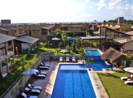 Apartamentos no Condomínio Pipa Beleza Resort, holiday home in Pipa