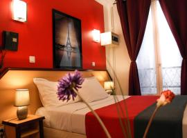 Hotel Audran, hotel near La Cigale Concert Hall, Paris