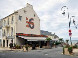 La Maison Du 6, hotel near D-Day Museum, Arromanches-les-Bains