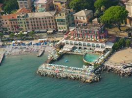 Hotel Helios, hotel in Santa Margherita Ligure