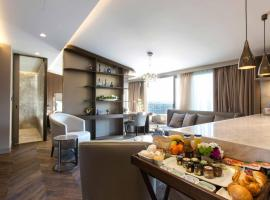 Noble22 Suites-Special Category, hotel in Istanbul