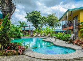 Hotel Bijagua, hotel cerca de Ecoglide Arenal Park, Fortuna