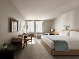 The Knickerbocker, hotel de lujo en Nueva York