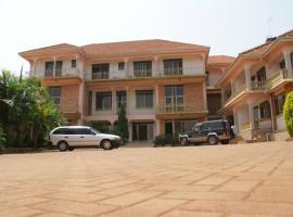 Landmark View Hotel, hotel in Kampala