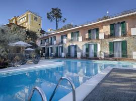 Ulivo, отель в Диано-Марина