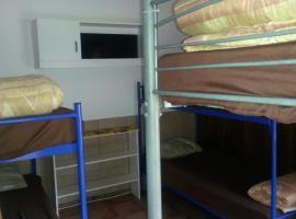 Accoustix Backpackers Hostel, hostel in Johannesburg