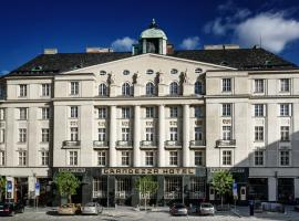 Grandezza Hotel Luxury Palace, hotel in Brno