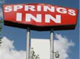 Springs Inn, hotel in Colorado Springs