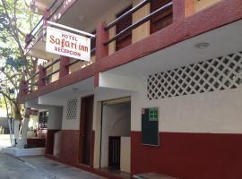 Safari Inn, hotel in Cozumel