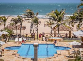 Atlantic Palace Apart-Hotel, hotel with pools in Aquiraz