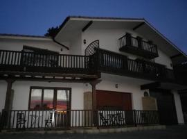 Casa Rural Higeralde, hotel en Hondarribia