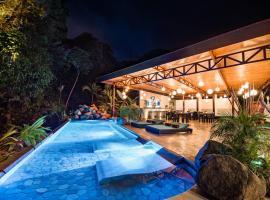 Vista Celestial, hotel in Uvita