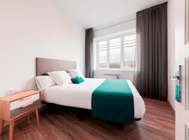 Lux Apartamentos Santiago, apartamento en Santiago de Compostela