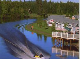 River's Edge Resort, holiday park in Fairbanks