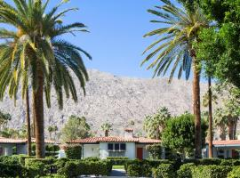 Avalon Hotel and Bungalows Palm Springs, boutique hotel in Palm Springs