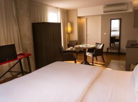 AXSUR Design Hotel, hotel com jacuzzi em Montevidéu