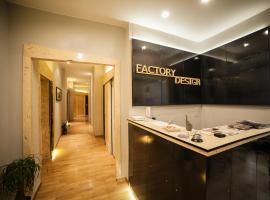 Factory Design, hotel in Naples