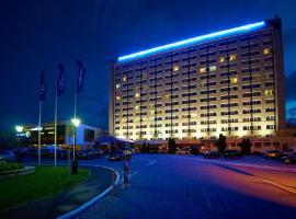 Гостиница Орбита, отель в Минске