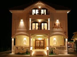 Hotel Villa Viktorija, hotel v Banji Luki
