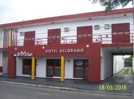 Hotel Belgrano, hotel in San Luis