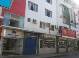 Hotel Minas Brasil, hotel in Montes Claros