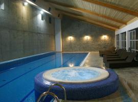 Montebello Bussines & SPA, hotel in Ustroń