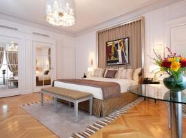 Majestic Hotel Spa - Champs Elysées, hotel in Paris