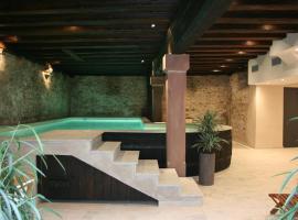 La Cour du Bailli Suites & Spa, hotel in Bergheim