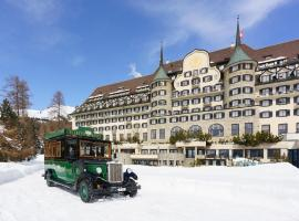 Suvretta House, hotel in St. Moritz