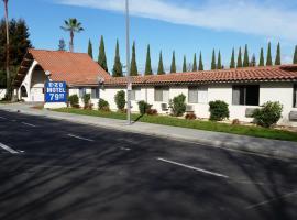 EZ 8 Motel San Jose I, hotel near Mineta San Jose International Airport - SJC,