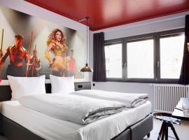 Staytion, hotel v destinaci Mannheim