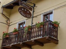 Hotel Chez Toi, hotel a Oulx