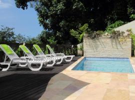Casa Verde, hotel poblíž významného místa Národní park Tijuca, Rio de Janeiro