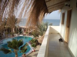 Coeur Sénégal, hotel in Somone