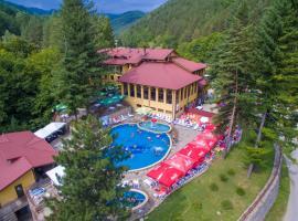 Balkan Hotel, hotel in Chiflik