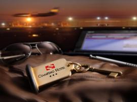 CiampinoHotel, hotel near Rome Ciampino Airport - CIA, Ciampino