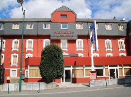 Hôtel Lutetia, hôtel à Lourdes