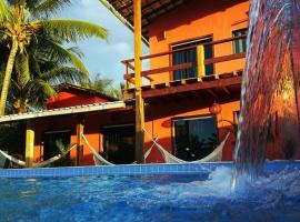 Pousada Fasani, hotel na Ilha de Boipeba