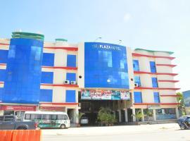 A&A Plaza Hotel, отель в Пуэрто-Принсеса