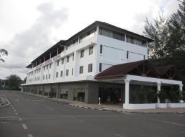 Sanbay Hotel, hotel in Sandakan