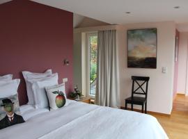 Chambre d'hôtes CitaBel'Air, hotel in Namur