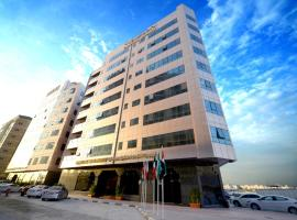 Emirates Stars Hotel Apartments Sharjah, hotel near Sharjah Aquarium, Sharjah