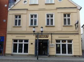 Hotel Am Dom, Hotel in Greifswald