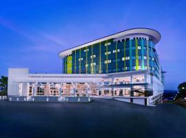 CK Tanjungpinang Hotel & Convention Centre, hotel in Tanjung Pinang
